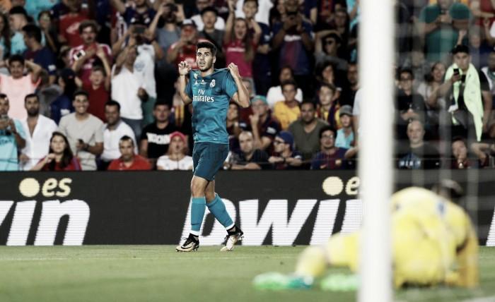 Asensio, debut y gol otra vez