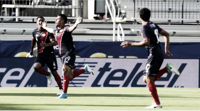 Gold Cup, Gruppo A: Costa Rica e Canada qualificate. Honduras terzo con 4 punti