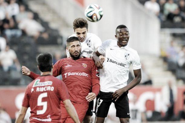 Vitória de Guimarães goleia Penafiel no pontapé de saída da 2ª jornada