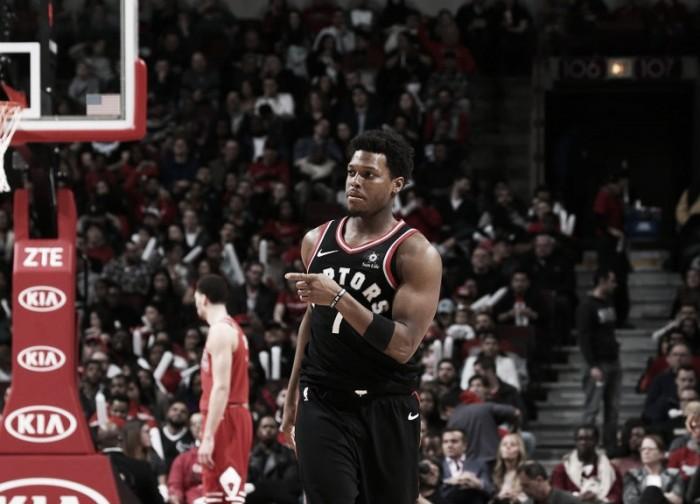 Lowry brilha, Raptors vencem Bulls e alcançam sétima vitória seguida