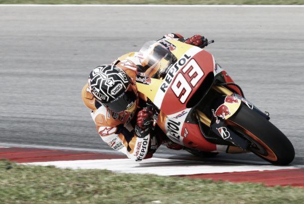 MotoGP, test Sepang: Marc Márquez chiude in testa la prima giornata