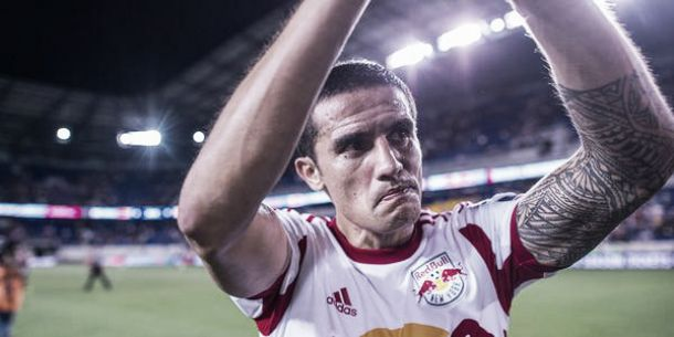 Tim Cahill lascia i New York Red Bull