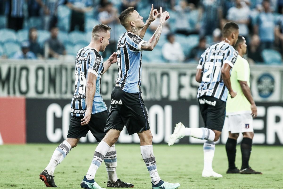 Para o Grêmio agora, foco é total na Libertadores
