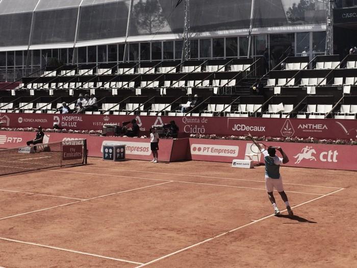 ATP Estoril: Defending champion Nicolas Almagro outlasts Benoit Paire
