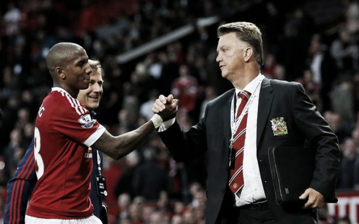 Ashley Young reveals Manchester United music wars