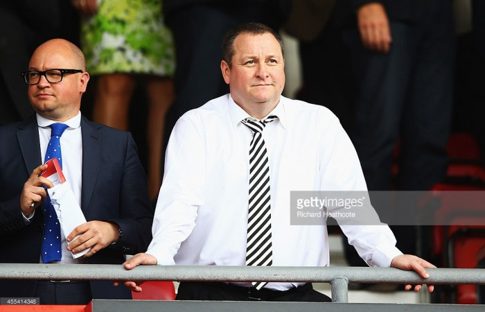 Mike Ashley and Newcastle United players agree Premier League bonus scheme