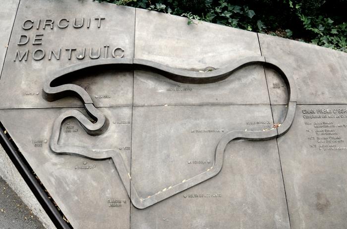 Grandes leyendas: circuito de Montjuic, la exigencia de lo urbano