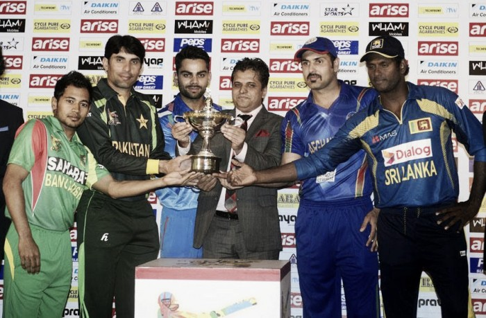 Asia Cup Round-up: Who's excelling ahead of the World T20?