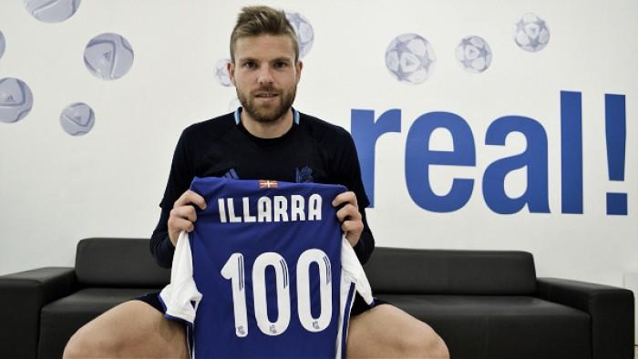 """Asier Illarramendi: """"Llegar a los 100 partidos con la Real Sociedad es un sueño para mí"""""""