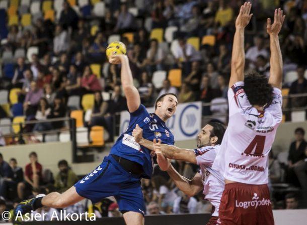 El Naturhouse supera sin problemas al BM Aragón