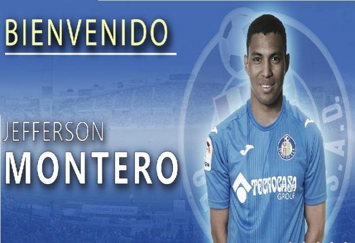 Equatoriano Jefferson Montero é o novo reforço do Getafe para temporada