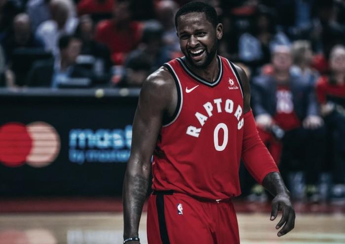 Toronto Raptors estreia com vitória e passa fácil pelo desfalcado Chicago Bulls