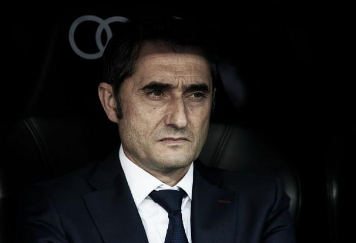 """Valverde exalta vitória sobre Real Madrid, mas mantém pés no chão: """"Temos que continuar ganhando"""""""