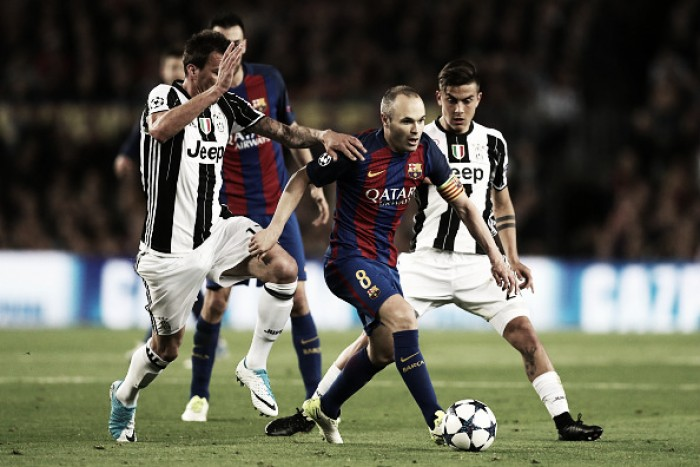 Barcelona reencontra desfalcada Juventus na estreia da Champions League