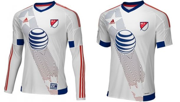 6bc3dba88 All-Star Jerseys Released by Major League Soccer - VAVEL.com