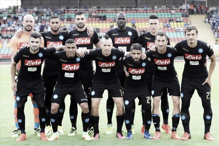 Serie A 2016/17 - Napoli: equipe equilibrada à procura de um novo protagonista