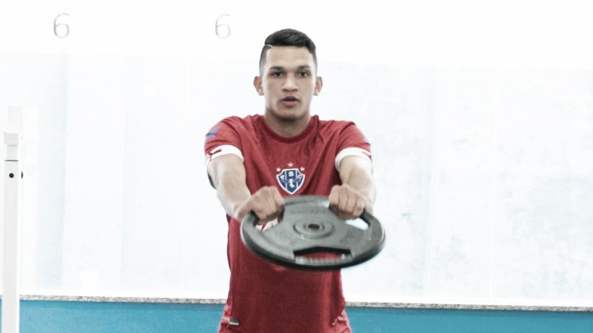 Com novidades, Paysandu volta aos treinos para jogo contra Londrina