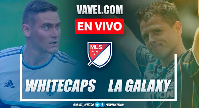 Resumen y goles: Vancouver Whitecaps 1-2 Los Ángeles Galaxy en MLS 2021
