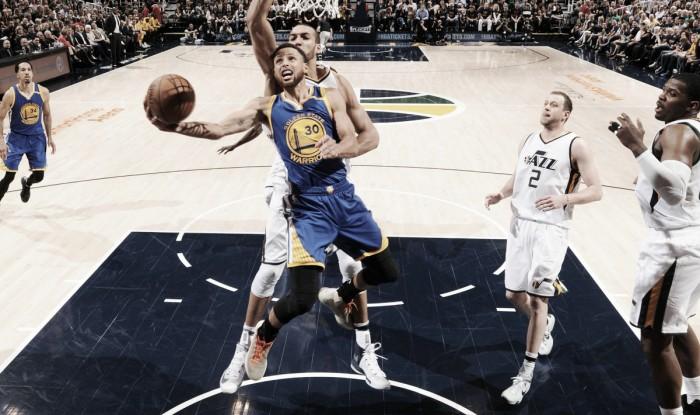 Warriors vencem, varrem Utah Jazz e avançam para final da Conferência Oeste