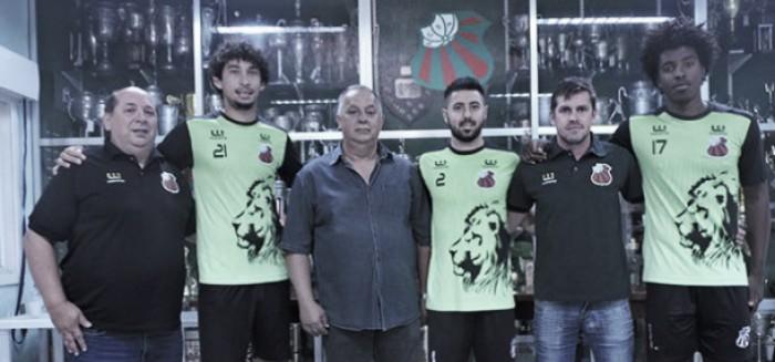 São Paulo-RS anuncia três reforços para o Gauchão 2018