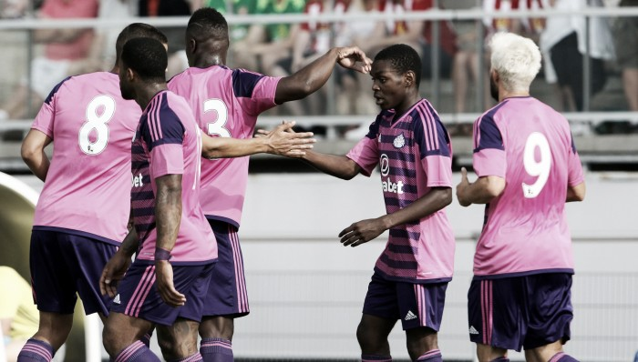 Dijon FC 2-3 Sunderland AFC: Borini penalty seals narrow victory