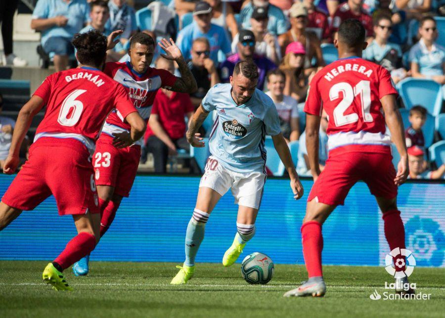 El Granada CF asalta Balaídos