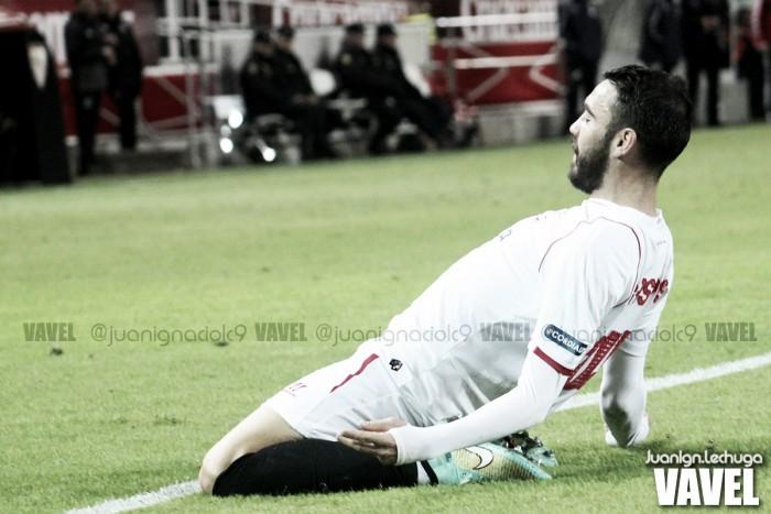 Aspas, el delantero ideal para este Sevilla