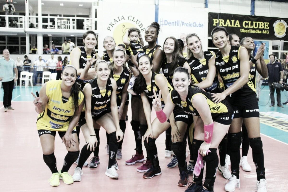 Finalista da Superliga, Praia Clube vai em busca do primeiro título de expressão