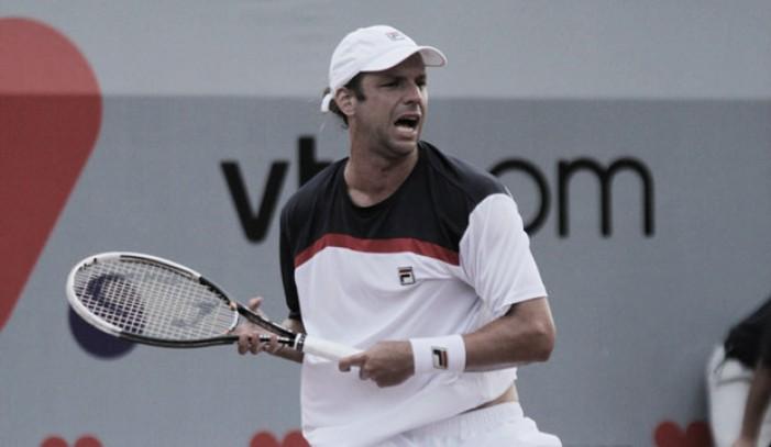 Us Open: Zeballos ganó y avanzó de ronda