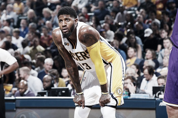 Paul George liquidó a los Lakers
