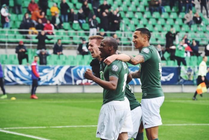 ASSE 2-0 Nîmes : Qualifiés !