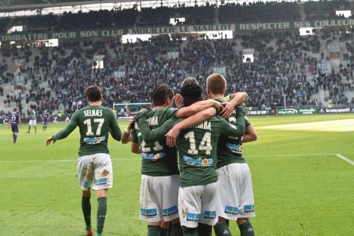 ASSE 2-0 Toulouse : Sainté retrouve le sourire !