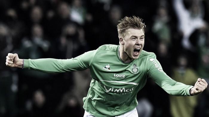 Saint-Etienne 1-0 Lyon: Soderlund's first goal earns hosts victory in Rhone derby