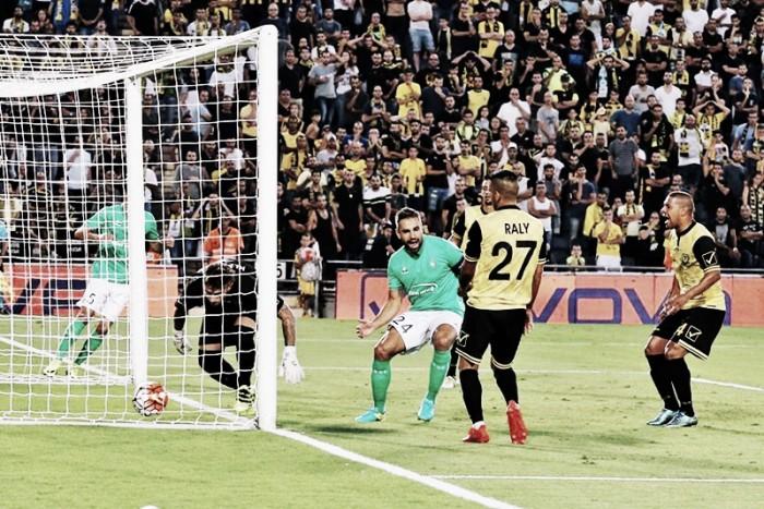 Saint-Étienne bate Beitar Jerusalem fora de casa e fica em boa situação na UEL