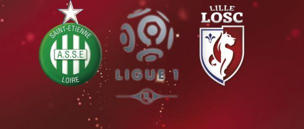 AS Saint-Etienne - Lille OSC, le match en direct (Ligue 1)