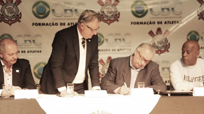 No clima dasOlimpíadas, Corinthians assina acerto para formação de atletas