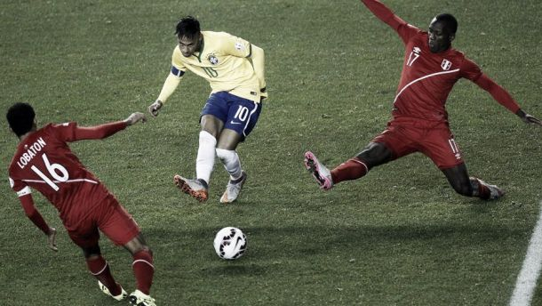 """Neymar decisivo: """"Voglio aiutare la squadra a raggiungere la vittoria"""". Dunga: """"Tutti sono stati decisivi"""""""
