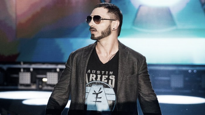 Austin Aries comments on NXT TakeOver: The End Match with Nakamura and WrestleMania 33