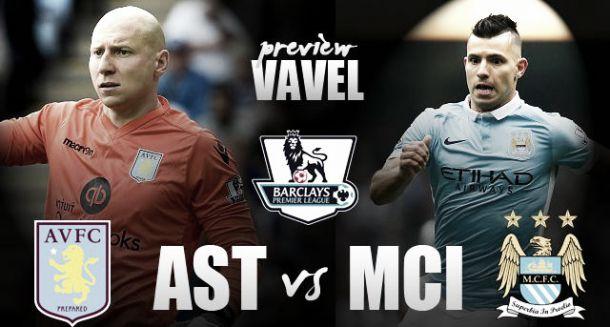 Aston Villa - Manchester City preview: Pellegrini's men aim to maintain good form