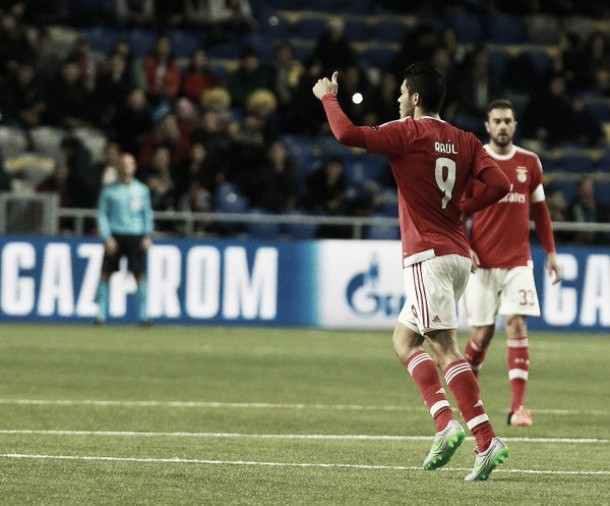 Astana - Benfica, Jiménez mantiene i portoghesi al primo posto del girone