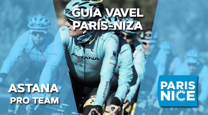 Guía VAVEL: París-Niza 2019. Astana Pro Team