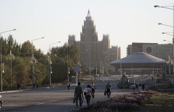 Astana desea ser salida del Tour