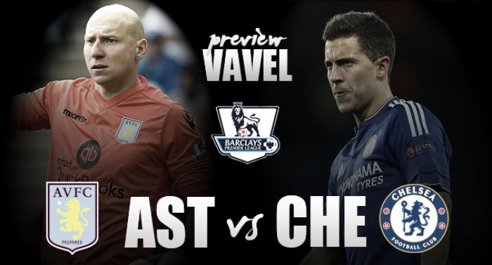 Aston Villa - Chelsea Preview: Blues battle relegation strugglers