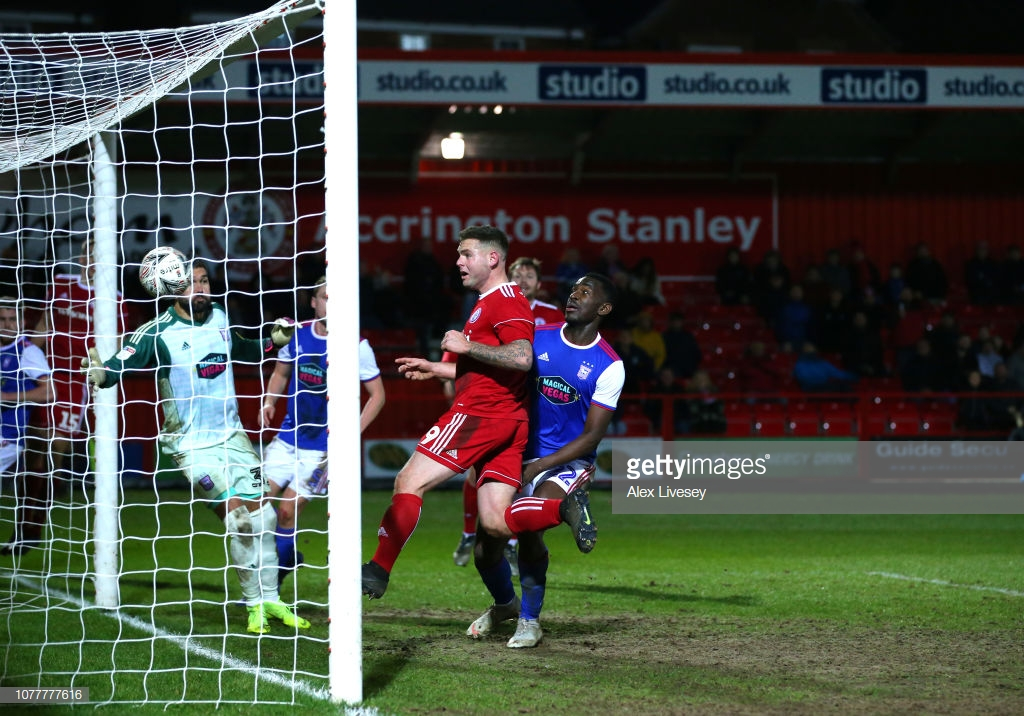Accrington Stanley 1-0 Ipswich Town: More misery for Ipswich as Accrington head deeper into the FA Cup