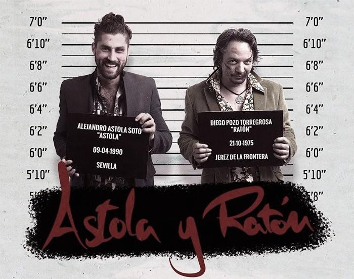 Astola y Ratón llegan a Sevilla