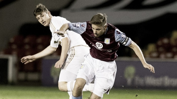 Swansea City to face Aston Villa in youth play-off tie