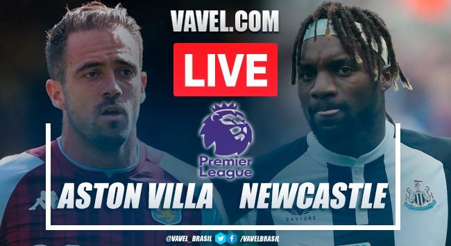 Gols e Melhores Momentos de Aston Villa x Newcastle (2-0)
