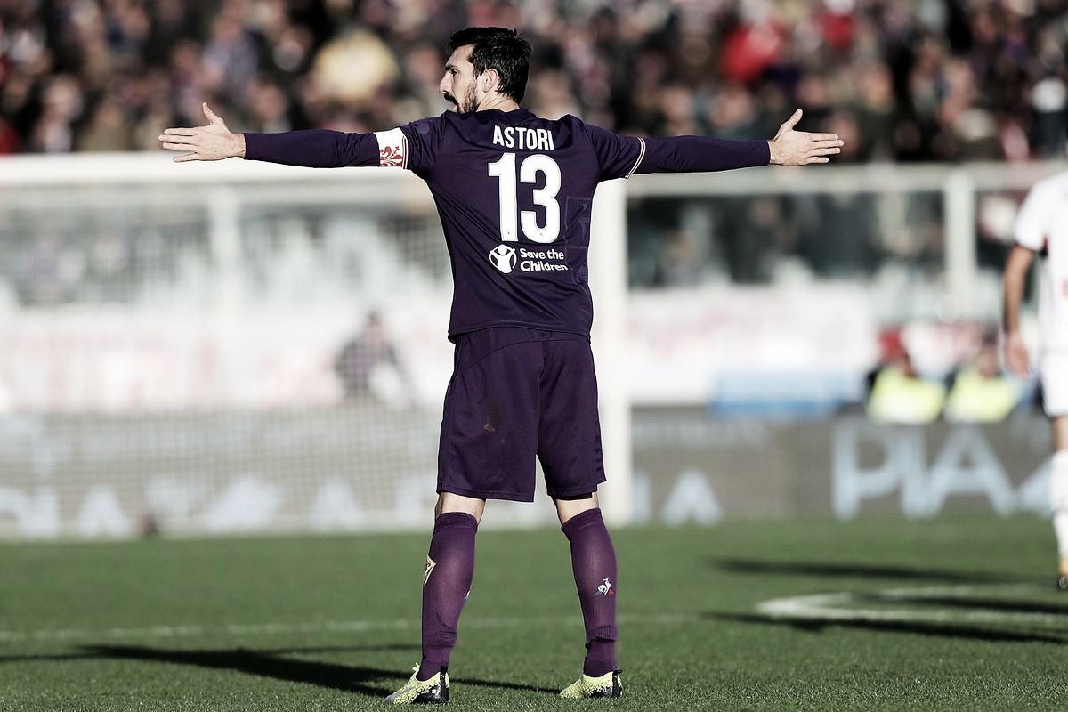 Jornada de Serie A adiada, futebol em choque — Davide Astori