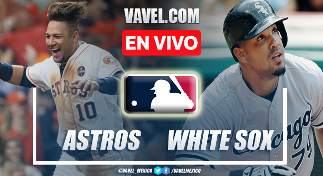 Resumen del Astros 6-12 White Sox en MLB 2021 ALDS Game 3