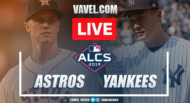Houston Astros vs New York Yankees: Live Stream Online TV Updates and How to Watch ALCS 2019 Game 4 (0-0)